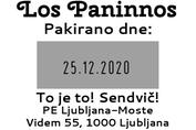 Printer 53 Datirka - 45x30 mm