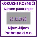 Printer Q 30 Datirka - 30x30 mm